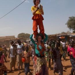 De retour du Burkina Faso
